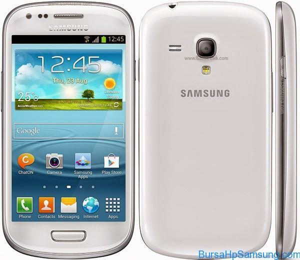 Smartphone Samsung, Harga Galaxy S3 mini Value Edition, spesifikasi Galaxy S3 mini Value Edition, Samsung I8190 Galaxy S3 mini Value Edition Indonesia