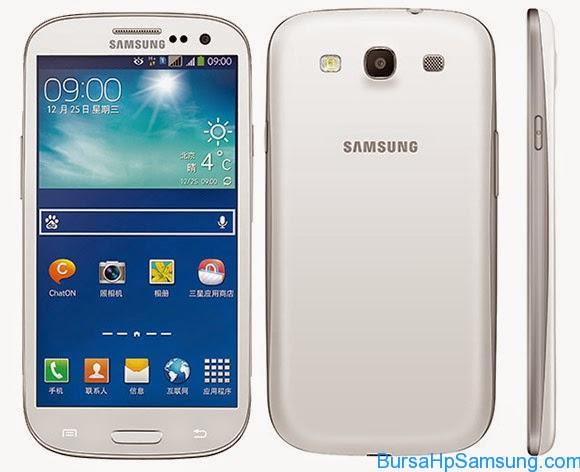Smartphone Samsung, Samsung Galaxy SIII NEO harga dan spesifikasi, Samsung Galaxy SIII NEO di Indonesia, SII Neo Dual SIM