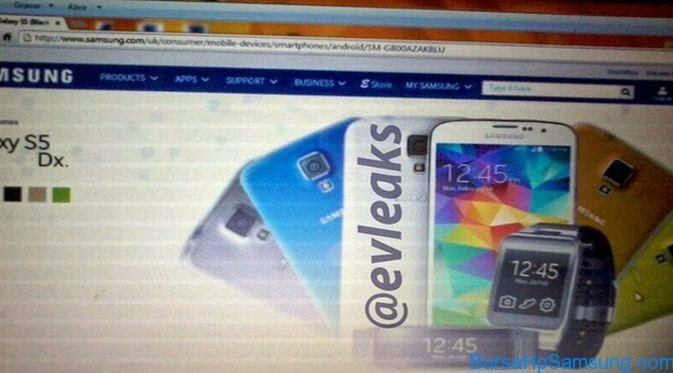 Smartphone Samsung, Berita Samsung Terbaru, Galaxy S5 Mini, Samsung,
