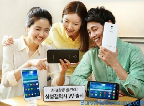 Berita Samsung Terbaru, Smartphone Samsung, Samsung Galaxy W, Galaxy W harga, Galaxy W spesifikasi,