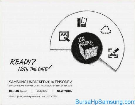 Berita Samsung Terbaru, Galaxy Note 4, Harga Galaxy Note 4, spesifikasi galaxy note 4,
