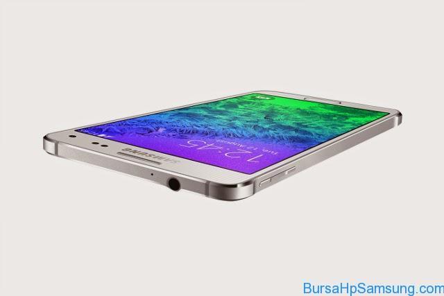 Berita Samsung Terbaru, Harga Galaxy Alpha, Spesifikasi Galaxy Alpha,