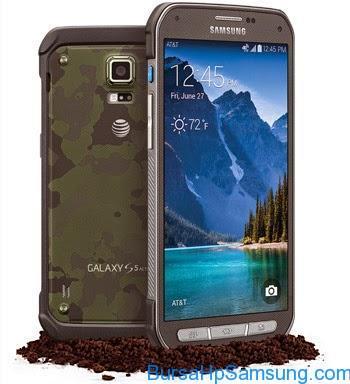 Berita Samsung Terbaru, galaxy s5 active harga, galaxy s5 active spesifikasi,