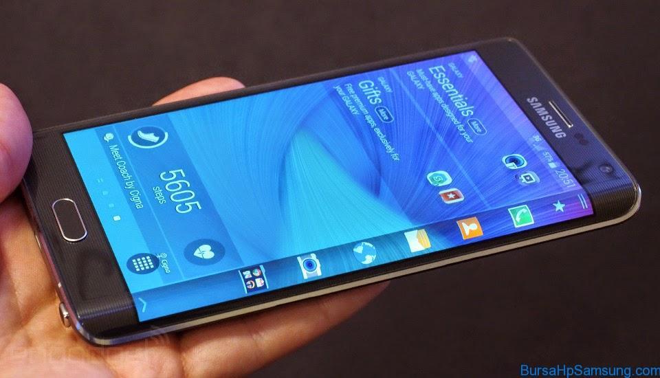 Berita Samsung Terbaru, harga galaxy note edge, galaxy note edge spesifikasi, samsung galaxy note edge,