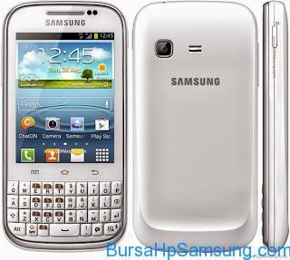 Smartphone Samsung, Samsung Galaxy Chat B5330 Harga, Samsung Galaxy Chat B5330 bisa BBM, Samsung Galaxy Chat B5330 Harga dan Spesifikasi Terbaru, Samsung Galaxy Chat B5330 Harga Second