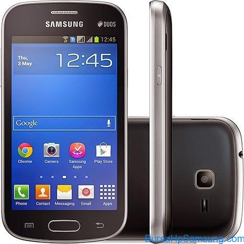 harga Samsung Galaxy Trend DUOS, Samsung Galaxy Trend DUOS, spesifikasi Samsung Galaxy Trend DUOS, Smartphone Samsung,
