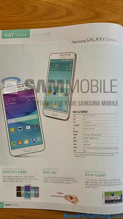 Berita Samsung Terbaru, Samsung Galaxy Grand Max, spesifikasi Samsung Galaxy Grand Max, rumor Samsung Galaxy Grand Max,