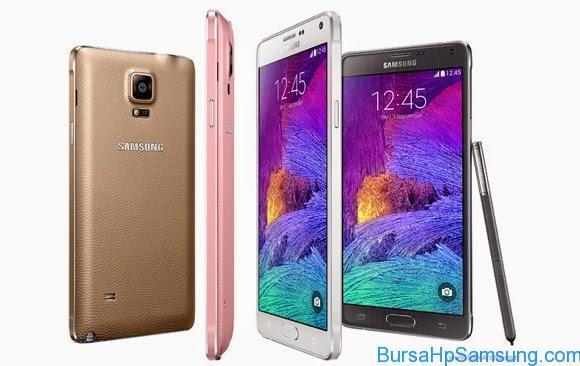 Berita Samsung Terbaru, Samsung Galaxy Note 4 S-LTE,