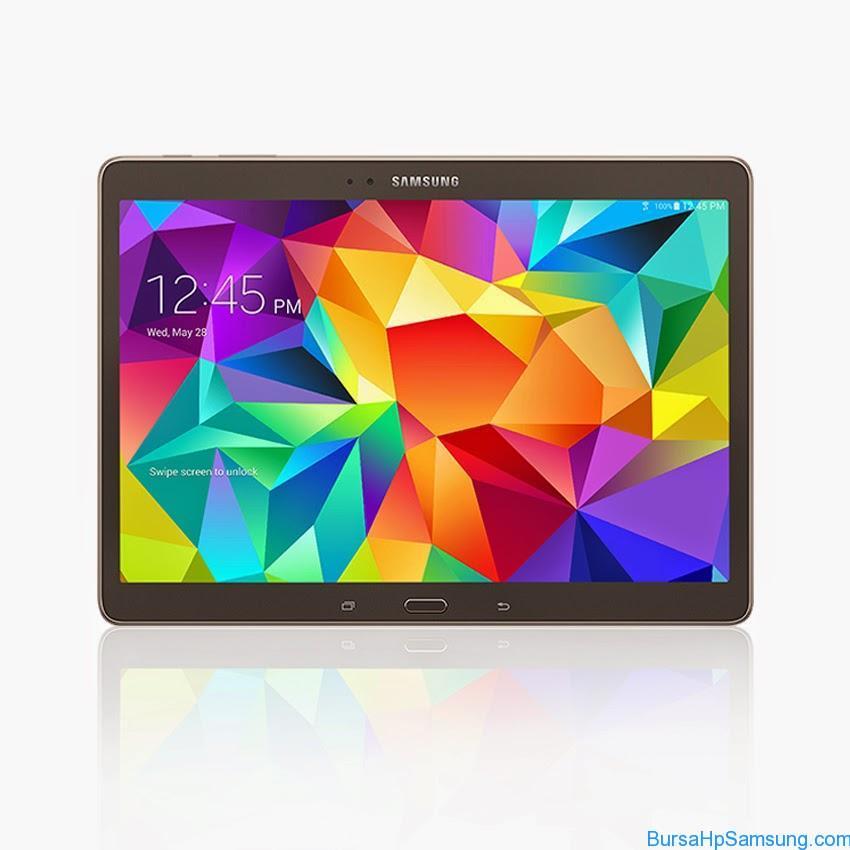 Mr Samsung Galaxy Tab S Ukuran 10 Inch T800 Tempered Glass Anti Gores Kaca Clear 727500
