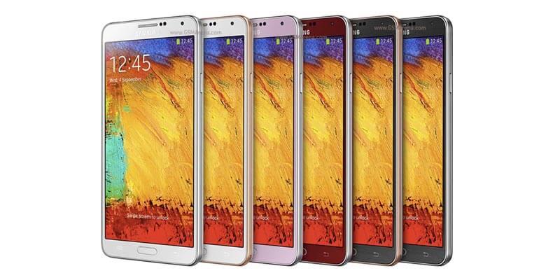 Harga Samsung Galaxy Note 3-3
