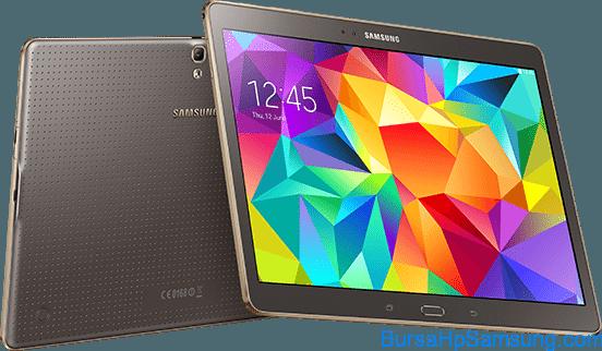 Berita Samsung Terbaru, Daftar Harga Samsung Tablet, galaxy tab s harga, galaxy tab s spesifikasi, pre-order galaxy tab s di indonesia,