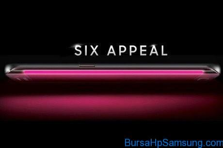 Berita Samsung Terbaru, Galaxy S6 Edge rumor, Galaxy S6 edge design,