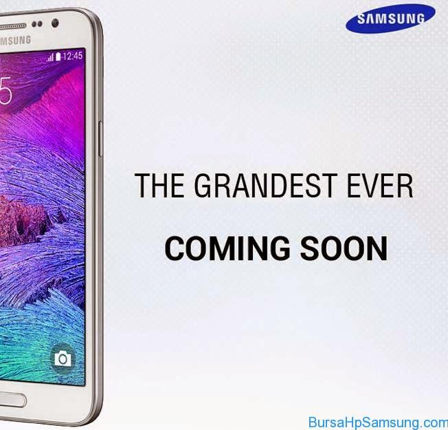 Berita Samsung Terbaru, Galaxy Grand 3, galaxy grand 3 spesifikasi, galaxy grand 3 harga
