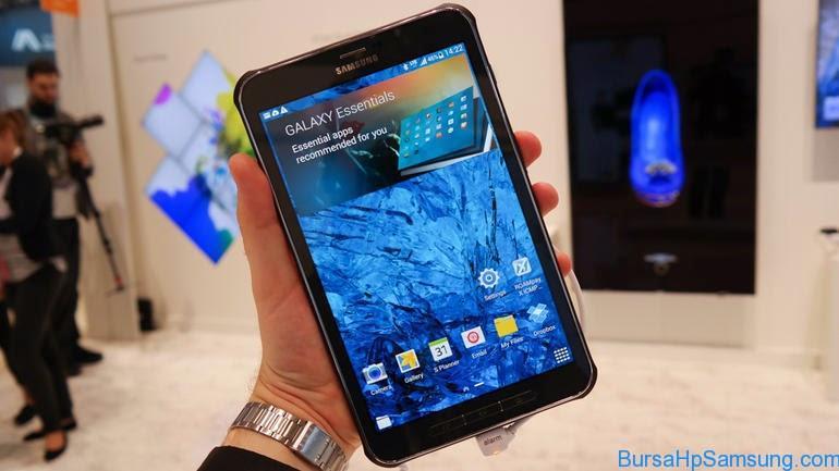 Samsung Tablet, Galaxy Tab Active harga, Galaxy Tab Active spesifikasi,