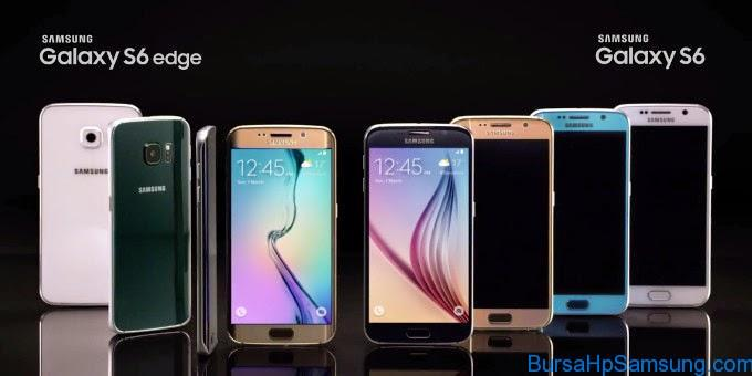 Berita Samsung Terbaru, galaxy s6, galaxy S6 Edge, Smartphone Samsung,
