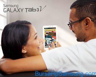 Promo Hp Samsung, Samsung Tablet, promo galaxy tab 3v, harga galaxy tab 3v terbaru, spesifikasi galaxy tab 3v, samsung galaxy tab 3v
