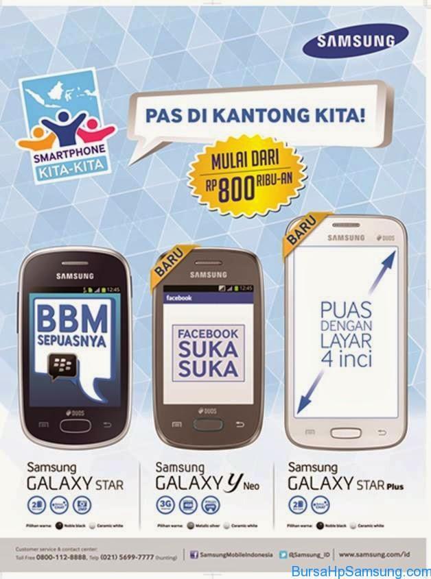 Harga Hp Samsung Qwerty Termurah