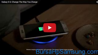 Berita Samsung Terbaru, fitur wireless charging galaxy s6, galaxy s6, galaxy S6 Edge,