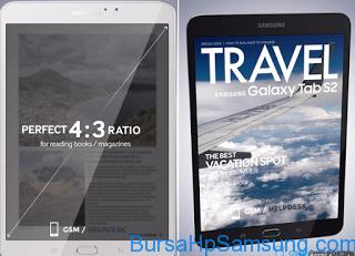 Berita Samsung Terbaru, harga Samsung Galaxy Tab S2 8.0 dan Galaxy Tab S2 9.7, Samsung Galaxy Tab S2 8.0 dan Galaxy Tab S2 9.7, spesifikasi Samsung Galaxy Tab S2 8.0 dan Galaxy Tab S2 9.7, Tablet Samsung,
