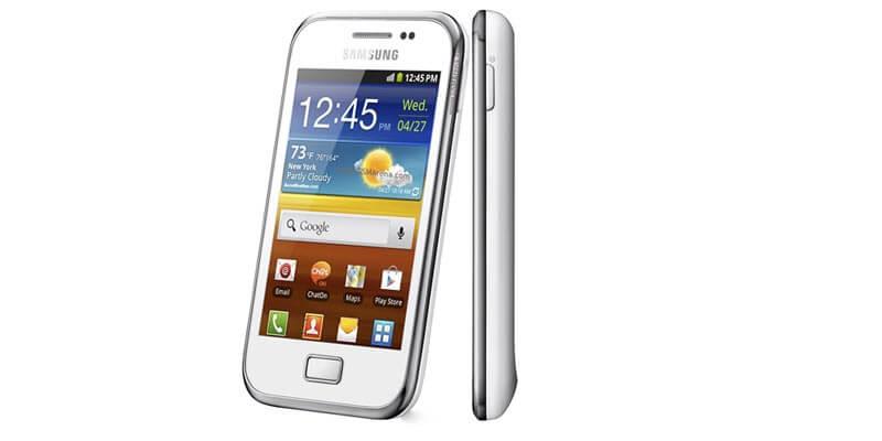 Harga Samsung Galaxy Ace Plus S7500
