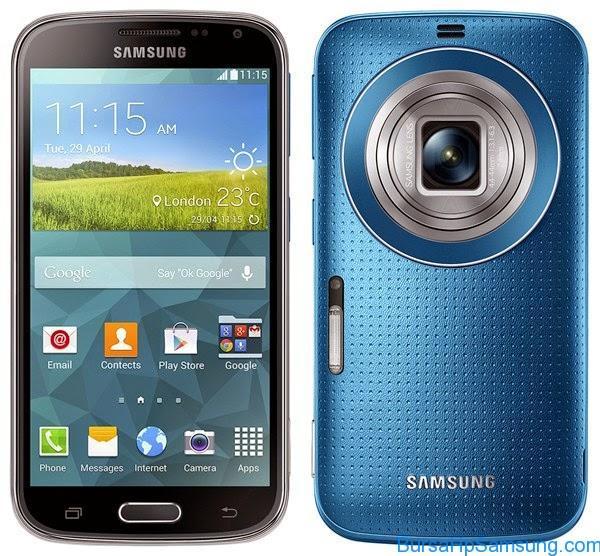 Smartphone Samsung, Berita Samsung Terbaru, Galaxy K Zoom Harga, Galaxy K Zoom Spesifikasi, Kelebihan dan kekurangan Galaxy K Zoom,