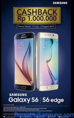 Promo Hp Samsung, promo hp samsung agustus 2015, galaxy s6, galaxy s6 edge,