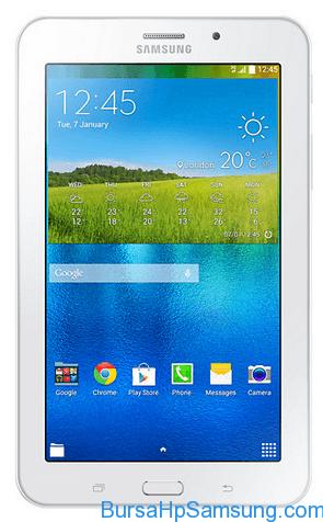 Harga Galaxy Tab 3 V T116, kelebihan dan kekurangan Galaxy Tab 3 V T116, Samsung Tablet, samsung tablet bisa telepon dan sms, spesifikasi Galaxy Tab 3 V T116,