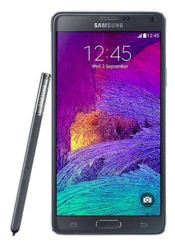 Harga dan Spesifikasi Galaxy Note 4