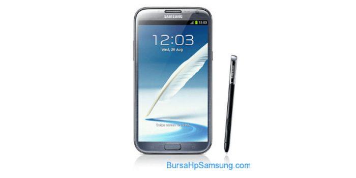 Harga Samsung Galaxy Note 2