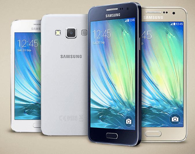 Samsung Galaxy A3 dan Galaxy A5