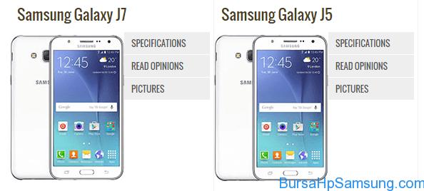 perbedaan galaxy j5 dan galaxy j7