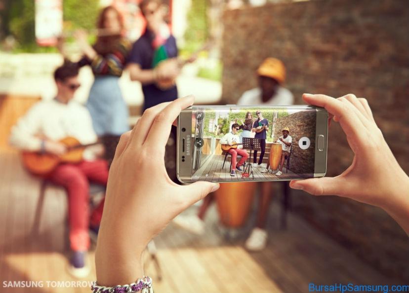 Tips dan Trik Kamera pada Samsung Galaxy Note5