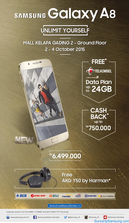 promo-hp-Samsung Galaxy A8
