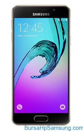 Harga Samsung Galaxy A3 2016 dan Spesifikasi