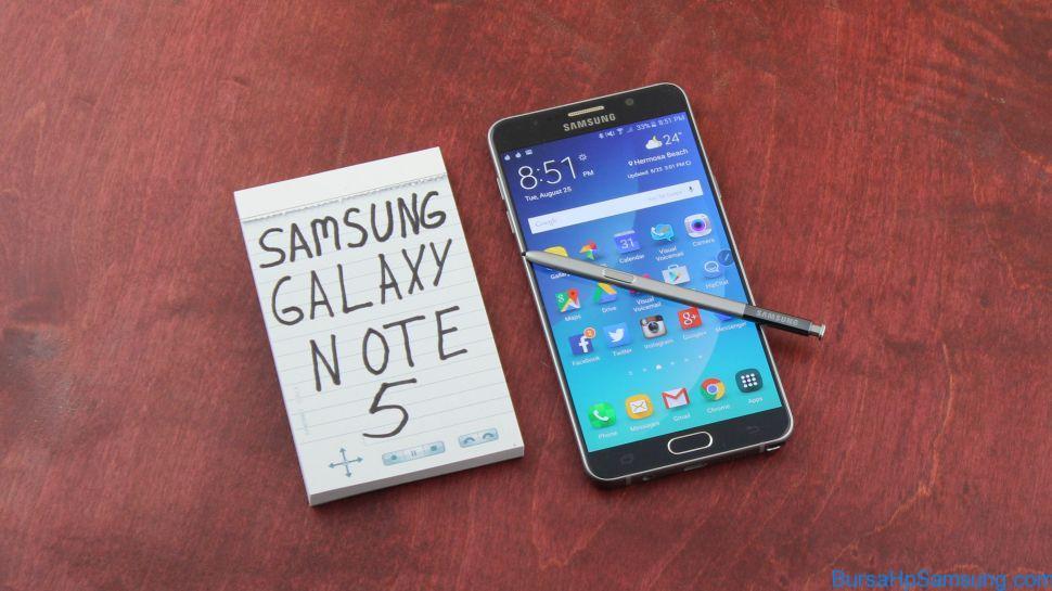 Cara Membuat Memo di Galaxy Note 5 saat Layar Mati