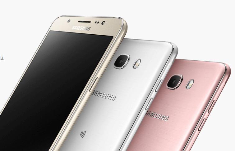 Galaxy J5 2016 dan Galaxy J7 2016-2