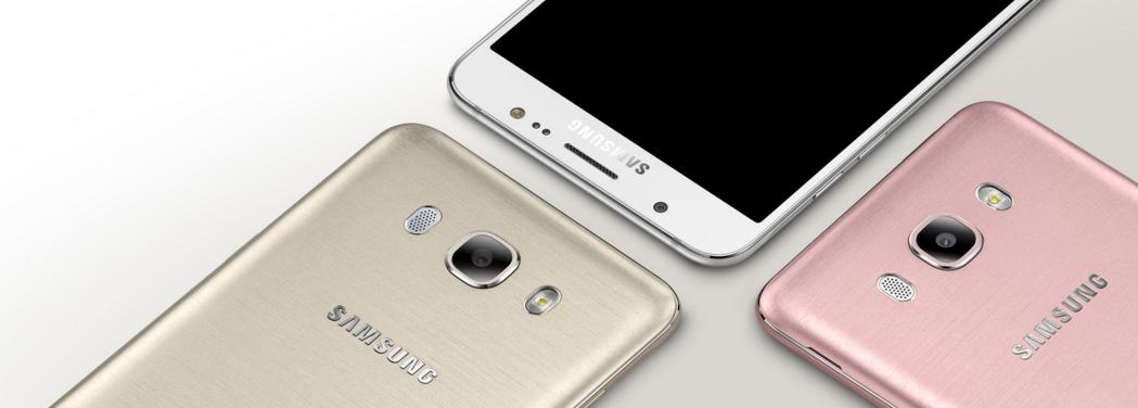 Galaxy J5 2016 dan Galaxy J7 2016