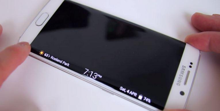 Cara Mudah Memasang Fitur Night Clock Pada Samsung Galaxy S7