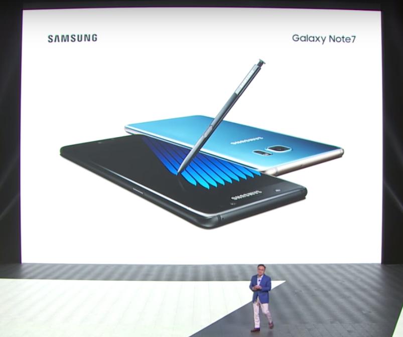 spesifikasi dan harga Galaxy note 7