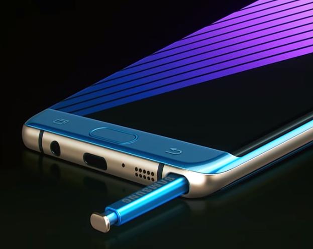 Galaxy Note 7 S Pen