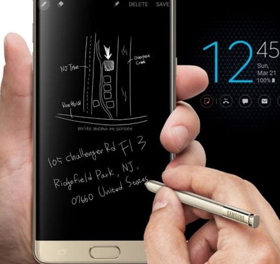 Fitur dan Kelebihan Galaxy Note 7 - S Pen