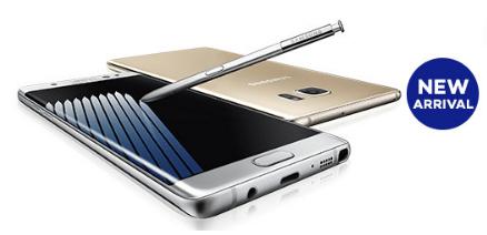 Fitur dan Kelebihan Galaxy Note 7