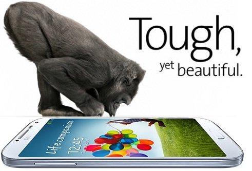 Daftar Hp Samsung layar Gorilla Glass