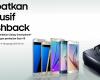 Promo Ekslusif Samsung Galaxy dan Gear VR