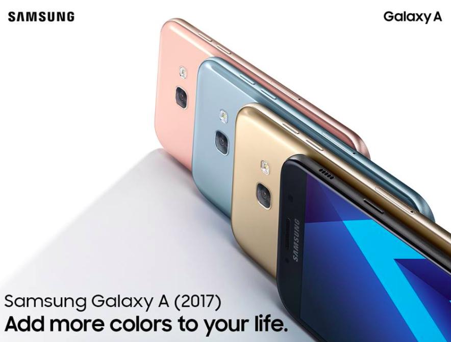 Samsung Galaxy A3 2017, Galaxy A5 2017 atau Galaxy A7 2017