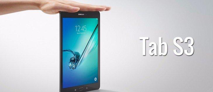 Spesifikasi Samsung Galaxy Tab S3