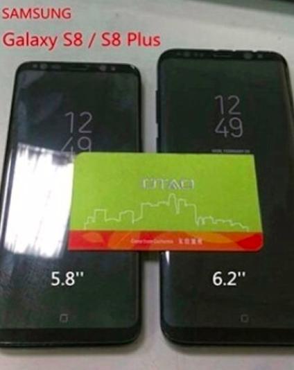 Samsung Galaxy S8 dan Galaxy S8 Plus