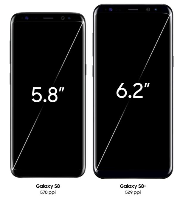 Samsung S8 Plus Harga dan Spesifikasi