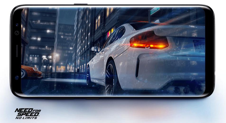 Samsung S8 Plus Cocok untuk bermain game 3D