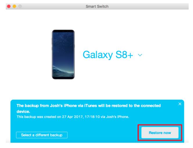 Cara Memindahkan Data dari iPhone ke Galaxy S8